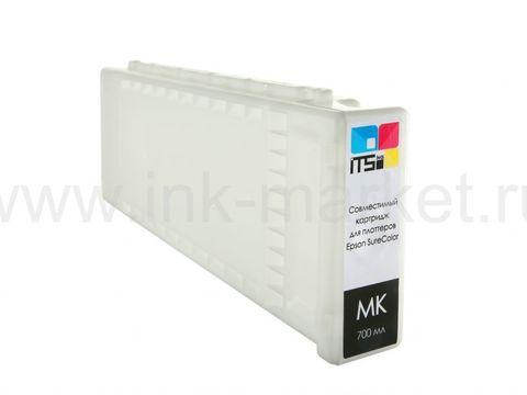 Картридж совместимый Epson C13T694500 Matte Black для Epson SC-T3000, SC-T3200, SC-T5200, SC-T5000, SC-T7200, SC-T7000. Pigment 700 мл