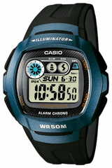 Наручные часы Casio W-210-1B