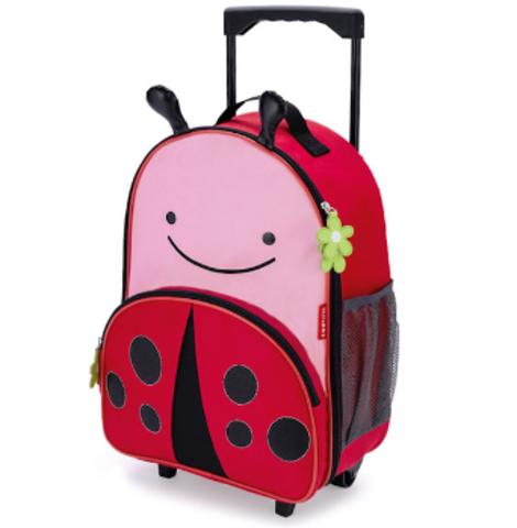 Детский чемодан Божья Коровка
