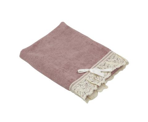 Полотенце 40x60 Old Florence Валансье розовое
