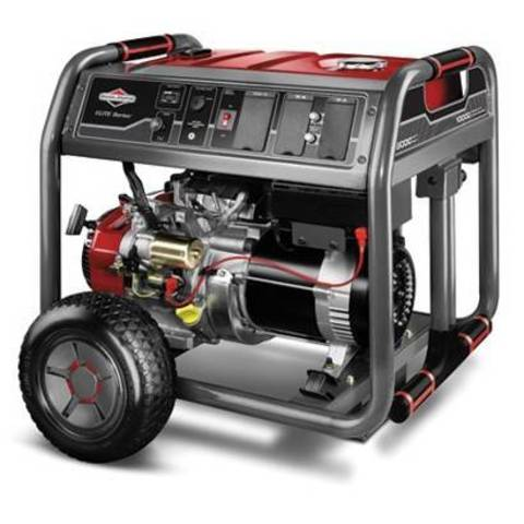 генератора BRIGGS & STRATTON 8500 EA Elite