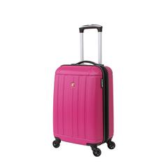 Чемодан Wenger Uster, розовый, 34x22x55 см, 37 л