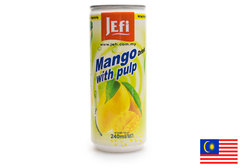 Напиток из манго с кусочками манго, 240мл