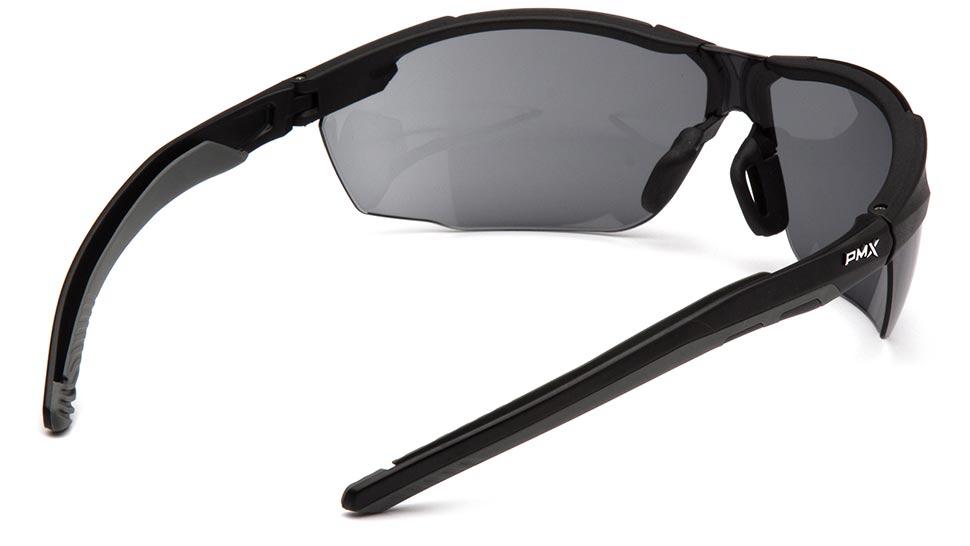 Очки баллистические стрелковые Pyramex Flex-Zone SB9220ST Anti-fog темно-серые 23%