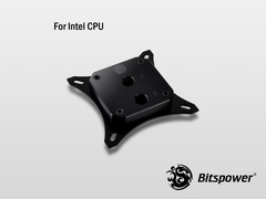 Bitspower CPU Block Summit EF True Black (Intel,Acrylic)