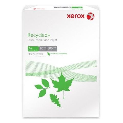 Бумага Recycled Plus XEROX A3, 80г, 500 листов (003R91913)