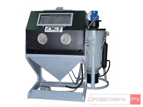 Пескоструйная камера PST КСО-130-И-ФВ-М