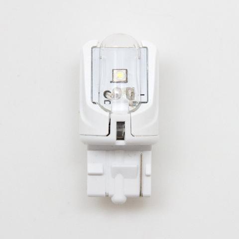 Светодиодная лампа MTF W21W красная