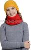 Шарф-трансформер Norveg для детей и женщин (7WBUS-012) красный