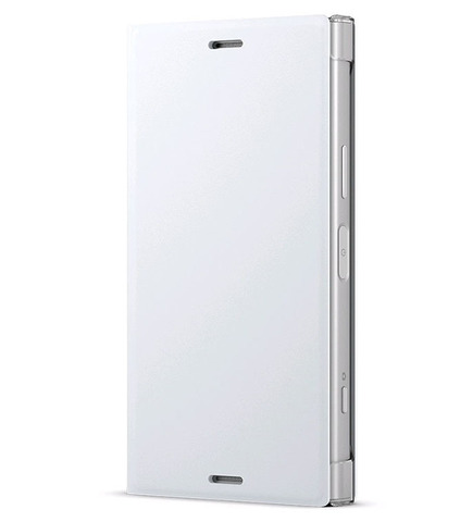SCSG60/W Чехол-подставка Xperia XZ1 Compact, цвет белый