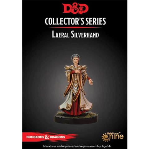D&D Collector`s Series: Waterdeep Dragon Heist Laeral Silverhand