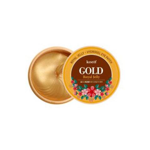 Патчи для глаз koelf Gold Royal Jelly Hydrogel Eye Patch 60 шт.