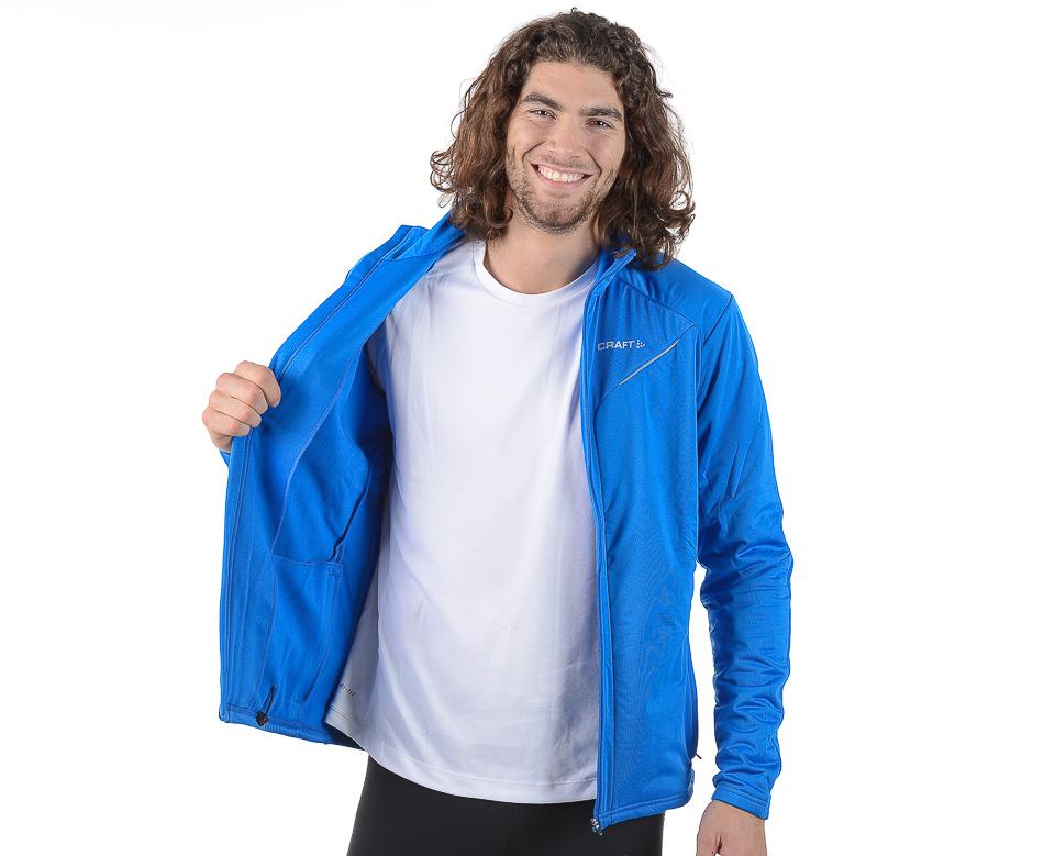 Мужская лыжная куртка Craft Storm (194653-1336) фото