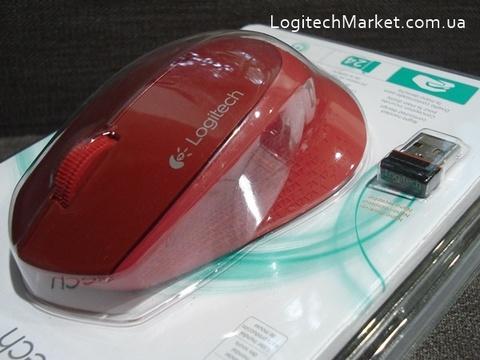 LOGITECH M320 Red [114392]