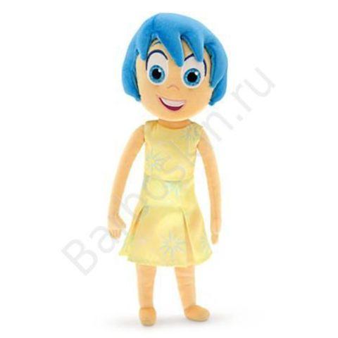 Кукла Радость мягкая из мультфильма