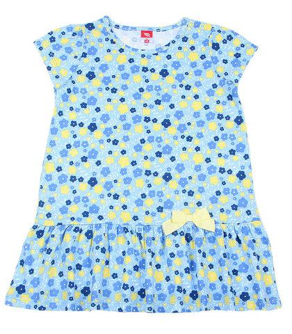 Cherubino Платье ясельное CSB 61824 голубое