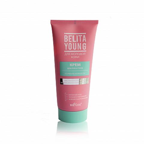 Белита Belita Young Крем для рук и тела Формула нежности 150мл