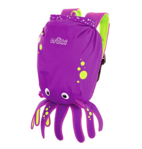 Осьминог Инки (Octopus Inky): рюкзак для бассейна Trunki PaddlePak