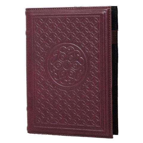 Ежедневник кожаный А5 «Грация» А80702