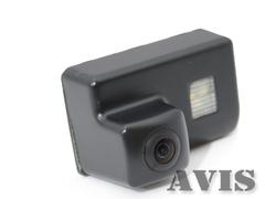 Камера заднего вида для Peugeot 407 Avis AVS312CPR (#070)