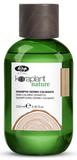 Успокаивающий шампунь для чувствительной кожи головы - Lisap Keraplant Nature Skin-Calming Shampoo 250 мл