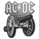 Значок AC/DC - For Those About To Rock
