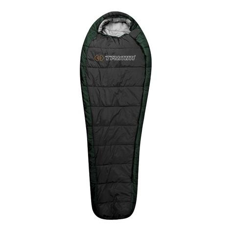 Спальный мешок Trimm Trekking HIGHLANDER, 195 L (зеленый)