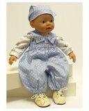 Песочник на резинке - на кукле. Одежда для кукол, пупсов и мягких игрушек.