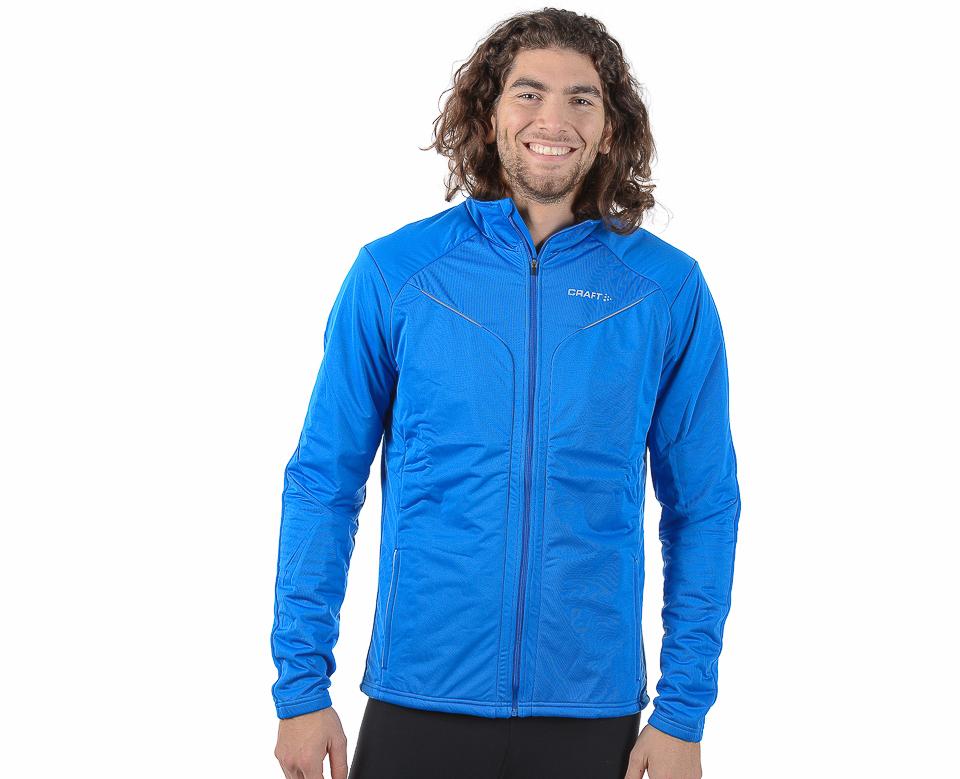 Мужская лыжная куртка Craft Storm Blue (194653-1336) фото