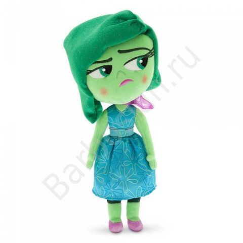 Кукла Брезгливость мягкая из мультфильма
