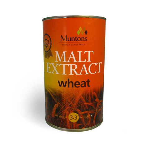Неохмеленный экстракт Muntons Wheat