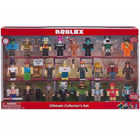 Коллекционный набор Роблокс из 24 штук. Серия 1