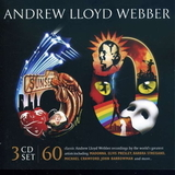 Andrew Lloyd Webber / 60 (3CD)