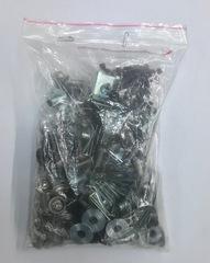 Комплект крепежа для пластика Kawasaki ZX-6R 00-02, ZZR600 05-09