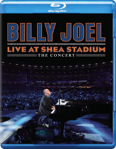 Billy Joel / Live At Shea Stadium - The Concert (Blu-ray)