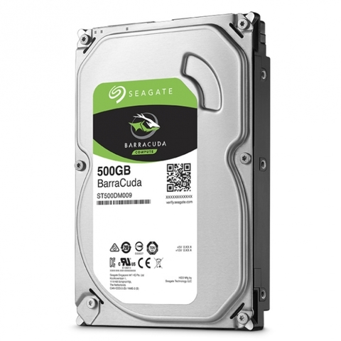 Жесткий диск 500Gb SATA-3 Seagate Barracuda