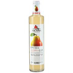 """Газированный напиток """"Аскания"""" Груша ст/б 0.5л"""