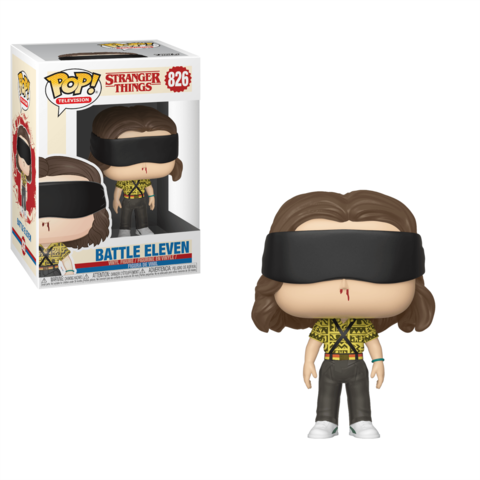 POP! Vinyl: Stranger Things: Battle Eleven 39367