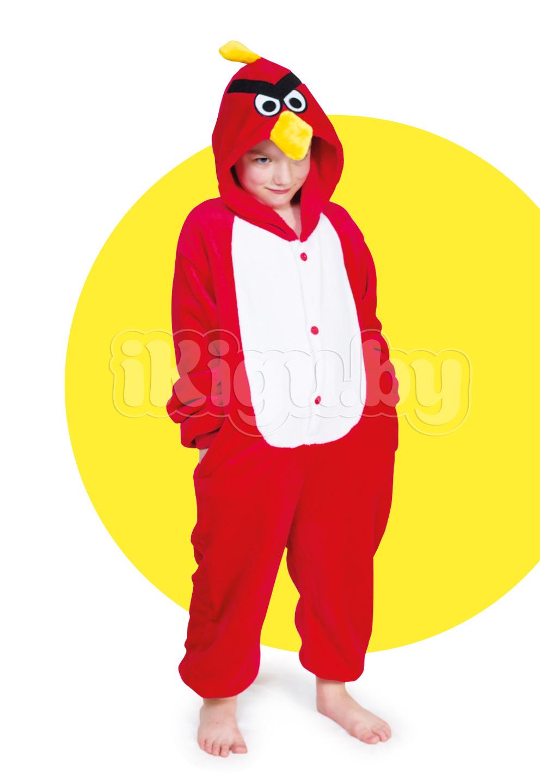 """Детские пижамы кигуруми """"Angry birds"""" детки_бердс-1_IGP8194.jpg"""