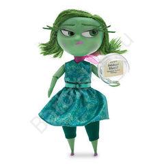 Кукла Брезгливость говорящая и светящаяся из мультфильма