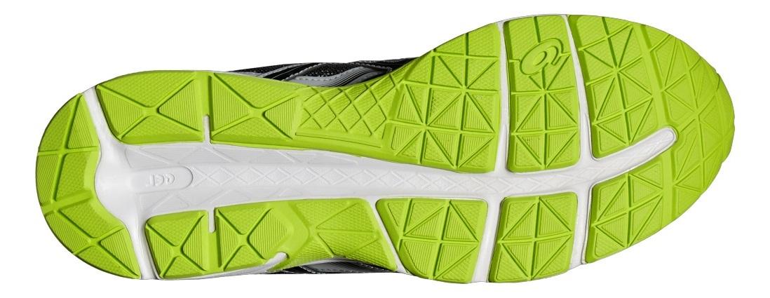 Мужские кроссовки Asics Gel-Contend 3 серые для бега ежедневных тренировок