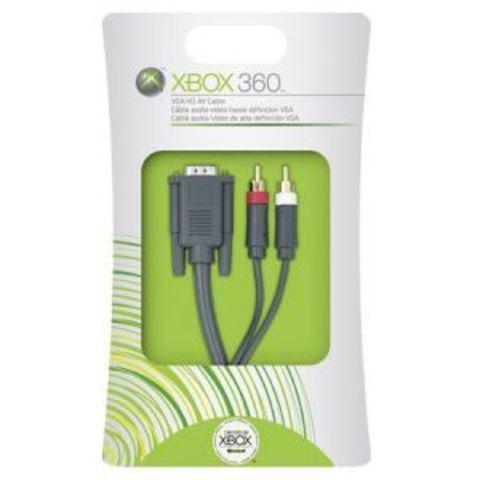 Хbox 360 Cable VGA + AV
