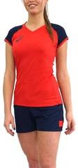 Форма волейбольная Asics Volleyball Cap Sleeve Set