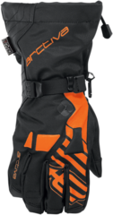 Ravine Glove / Черно-оранжевый