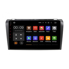 Штатная магнитола на Android 6.0 для Mazda 3 04-09 Roximo 4G RX-2413