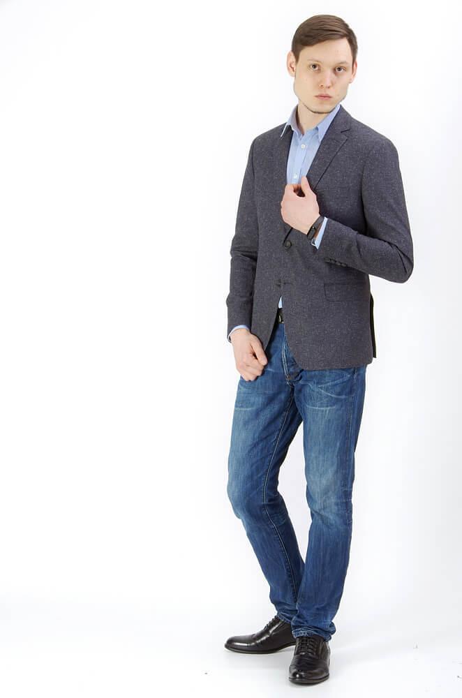 Пиджаки Slim fit ANTONIO ROSSI / Пиджак приталенный slim fit IMGP9429.jpg