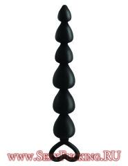 Анальная цепочка ANAL FANTASY Elite Lover's Beads (14,75х2,5см)