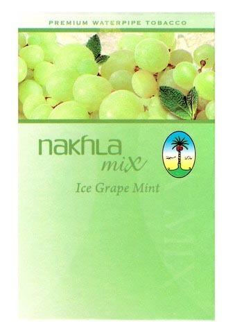 Купить табак для кальяна Nakhla Mix Ice Grape Mint в Кемерово