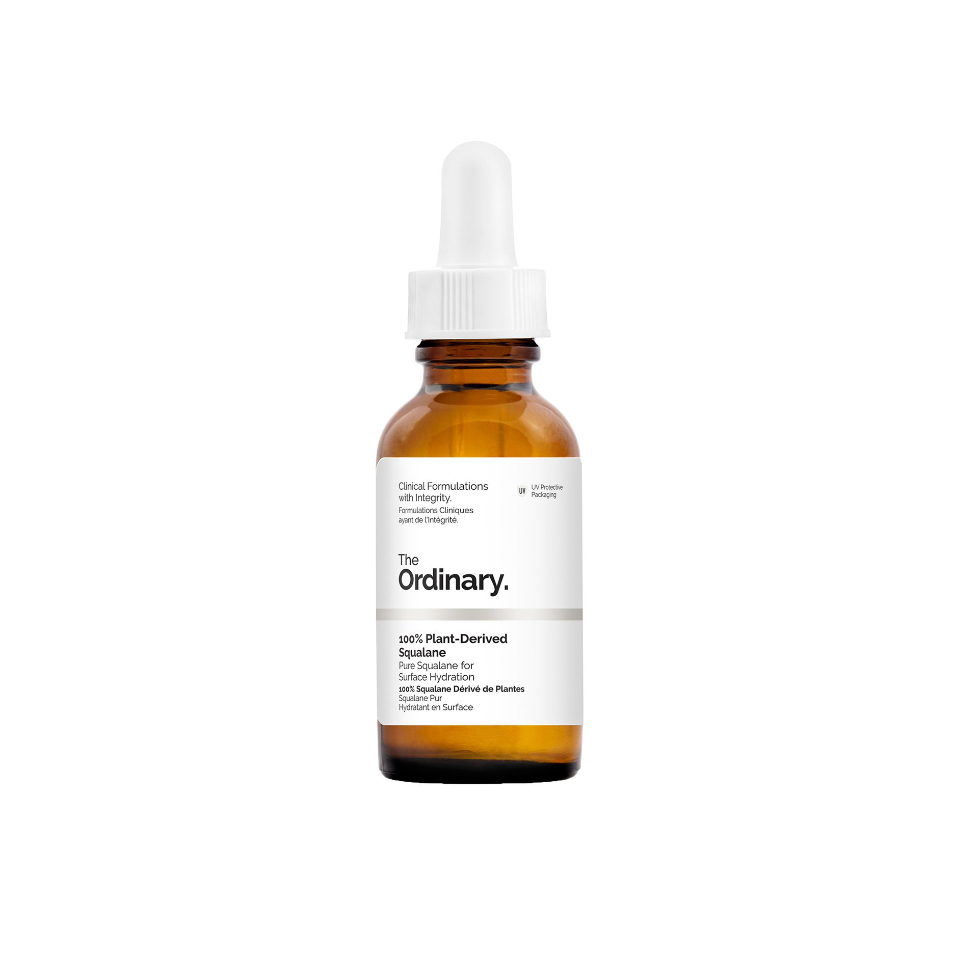 Масло для лица THE ORDINARY 100% Plant-Derived Squalane