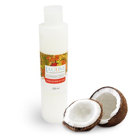Кокосовое масло / L'HUILE DE NOIX DE COCO